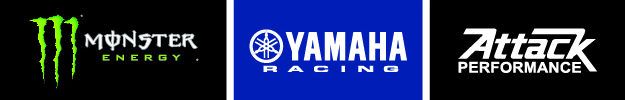 Monster Energy, Yamaha Racing, Attack Performance